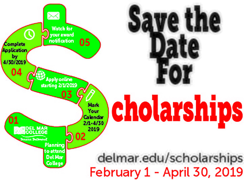 Save the date for Scholarships